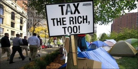 Noch nie war Vermögen so ungleich verteilt - 20 Minuten Online | #Occupyparadeplatz | Scoop.it