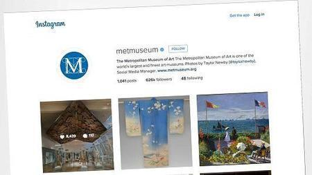 How Instagram, start-ups are leading art movement | Museums and emerging technologies | Scoop.it