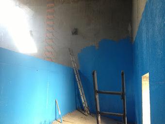 ¿Por qué sale agua del enchufe?: Restauración de paramentos verticales en hormigón armado | Obras de Rehabilitación | Scoop.it