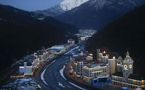 Adieu les Alpes, bonjour Sotchi: les Russes passeront les fêtes chez eux | Vacances à la montagne | Scoop.it