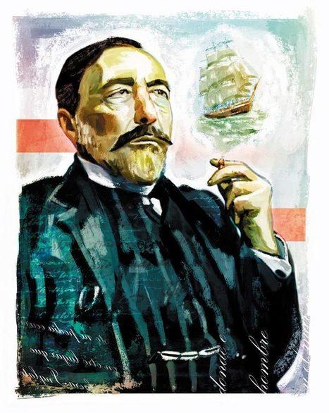 Joseph Conrad: Polonia, el mar y la literatura inglesa | Formar lectores en un mundo visual | Scoop.it
