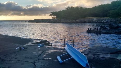 SeaCharger solar-powered unmanned craft completes California to Hawaii ocean adventure | Raspberry Pi | Scoop.it