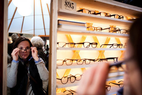 J. Crew Chief and American Express Invest in Warby Parker | Retail | Scoop.it