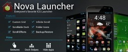 Nova Launcher Prime Apk download free for android | Download Free softwares | Scoop.it