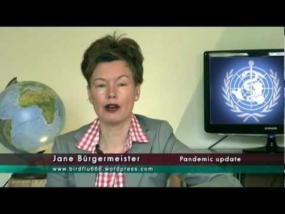 Jane Burgermeister - Pandemic [Vaccine] Update, June 25, 2012 | DESTROYING OUR HEALTH | Scoop.it