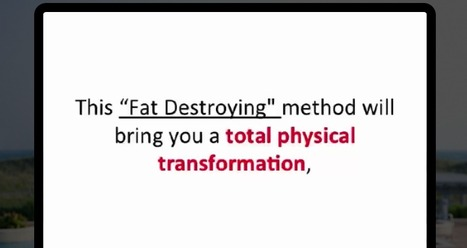 Weight Destroyer | FITNESS AND WEIGHT LOSS | Scoop.it