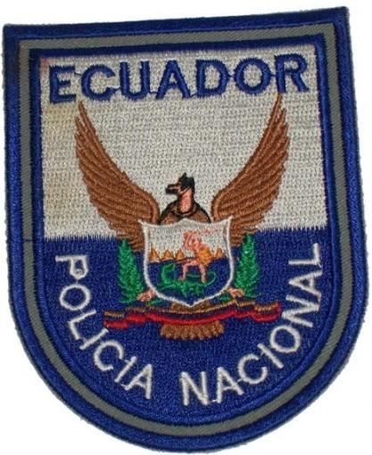 Ecuador policia nacional Patch | Custom handmade badges | Blazer Badges | Scoop.it
