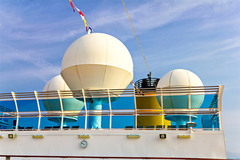 Internet at Sea: 7 Things You Need to Know - Cruise Critic | Mediterranean Cruise Advice | Scoop.it