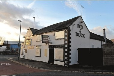 The Fox and Duck, Stoke City fans' favourite pub, is up for sale | This ... | Disappearing Pubs | Scoop.it