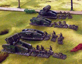 Roundwood's World - WW1 Wargaming | Great War 1914-18 | Scoop.it