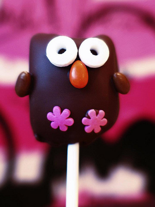 Cupcakes Take The Cake: 5 extremely cute animal cake pops | CupCake Blog | Scoop.it