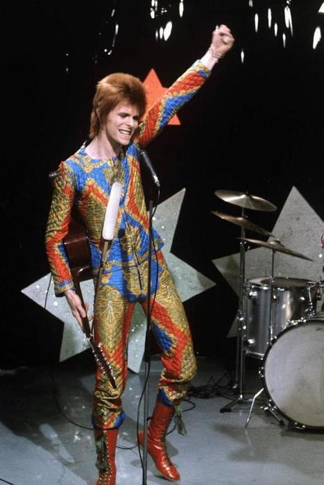 Shop It Right Now: Glam Rock Musts in Honor of David Bowie's Birthday | B-B-B-Bowie | Scoop.it