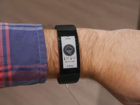 Top Fitness Trackers To Help You Lose Weight And Get Fitter In 2015 | .NET World | Scoop.it