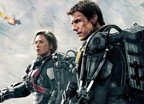 Edge of Tomorrow avec Tom Cruise et Emily Blunt, la première baffe SF de 2014 ?   Godzilla & Edge of Tomorrow Roadshow   Scoop.it