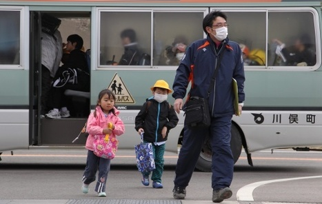 [Photo] Les enfants de Kawamata retournent à l'école | Novinite.com | Japon : séisme, tsunami & conséquences | Scoop.it