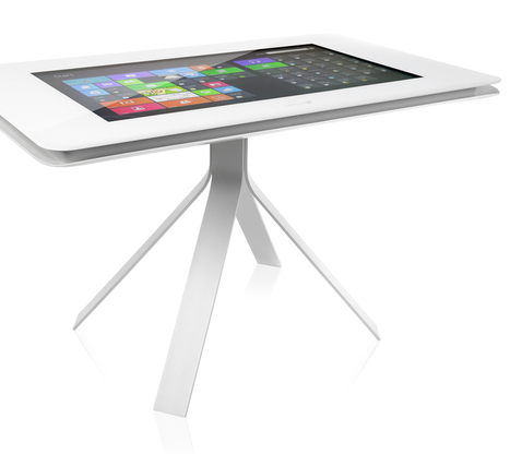 Touch Table - Oqtopus by DISPLAX | #Technology | Scoop.it