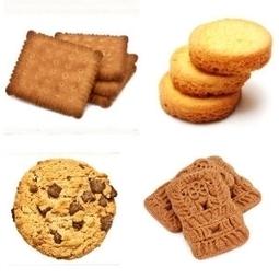 Cuisiner > 30 recettes avec des biscuits | Ménage, repassage, garde d'enfants, seniors, salon, législation | Scoop.it