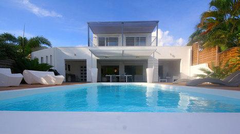 Une villa de rêve en Guadeloupe  Villas ...