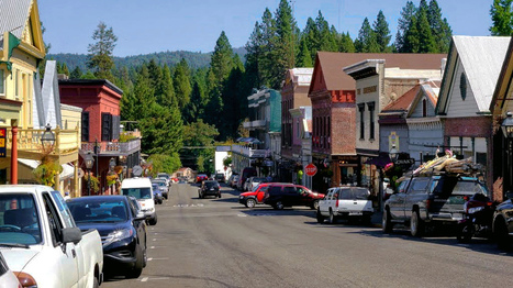 These 15 Perfectly Picturesque Small Towns In Northern California Are Delightful | Entrepreneurship | Scoop.it