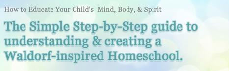 Announcing The Upcoming Waldorf Homeschool Handbook! - Audrey Press   Homeschooling & Language   Scoop.it