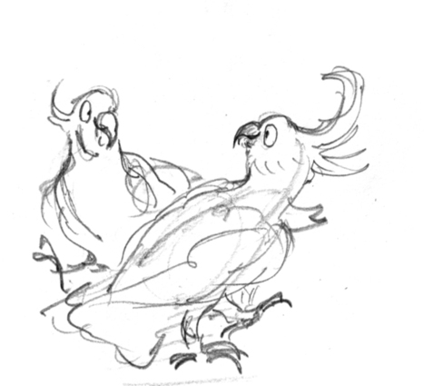 Hello studio, hello birds, hello autumn. | Read Write Draw | Scoop.it