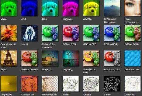 Fotoview: más de 300 efectos para aplicar a tus fotos | Agustimúsica | Scoop.it