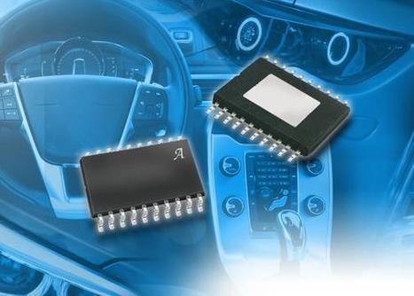 Adjustable linear current regulators target automotive LED lighting   Lighting Controls   Scoop.it