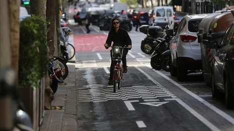 Barcelona quiere triplicar la red de carriles bici en tres años | Cicloturismo - Cyclotourisme - Cycle tourism | Scoop.it