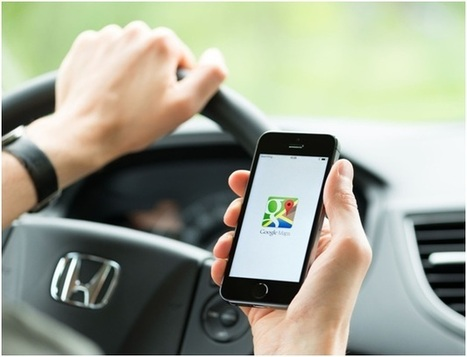 How to Avoid Being Distracted by Navigational App | Personal Injury Lawyer Sarasota | Scoop.it