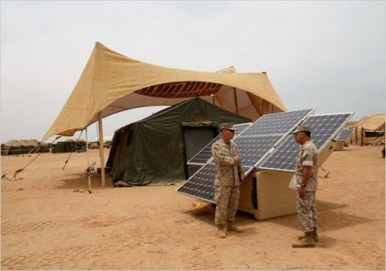 The Solar Soldier Is No Fad | Sustainable Futures | Scoop.it