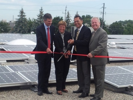 """GECDSB Hopes to Generate """"Hundreds of Thousands"""" Through Solar Panels   OurWindsor   I Make it Better! ... Citizen-Led Urban Innovation   Scoop.it"""