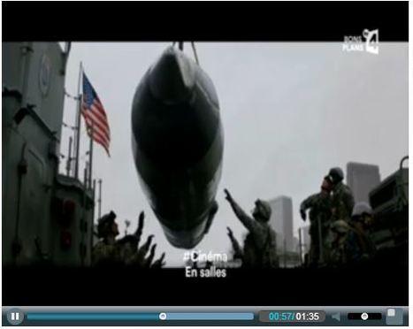 Mercredi c'est ciné - France 4   Godzilla - TV & Web Coverage   Scoop.it