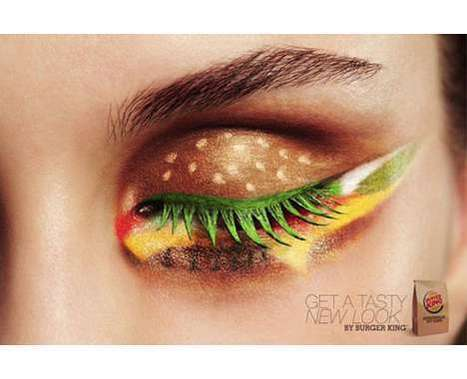 26 Eccentric Eyeshadow Looks | Strange and Unusual | Scoop.it