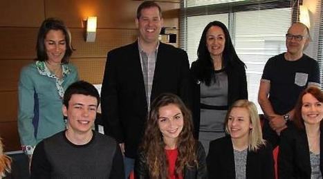 Le rêve américain de six étudiants de l'IUT | Retrouvez l'actualité du campus yonnais dans la presse | Scoop.it
