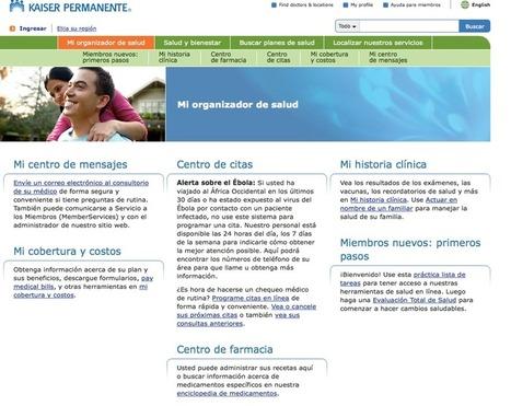Salud digital: las organizaciones sanitarias y las TIC | Salud Conectada | Scoop.it