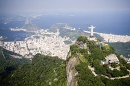Rio de Janeiro Christ the Redeemer Statue - 5 Amazing Facts | Asia, north and South America | Scoop.it
