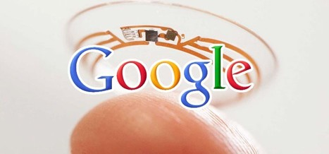 Accord avec Google dans les lentilles intelligentes - News | Mnemosia: Graphics, Web, Social Media | Scoop.it