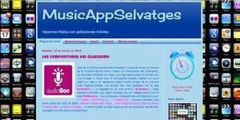 Un mundo infinito de Apps musicales educativas | Nuevas tecnologías aplicadas a la educación | Educa con TIC | APRENDIZAJE | Scoop.it