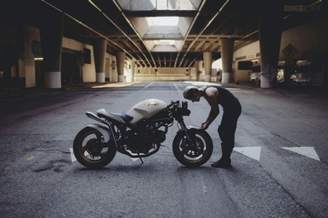 Ducati Monster 750 by Motolady | Ductalk Ducati News | Scoop.it