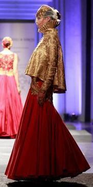New bridal basics - Live from IBFW 2013 Mumbai - Hindu Business Line | EA Bridal Design | Scoop.it