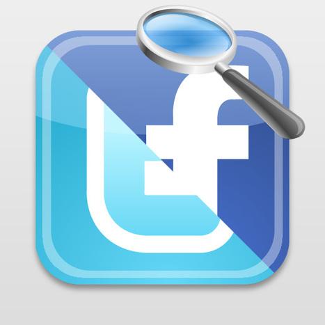 Social Searching -  Buscador para Facebook y Twitter | Maestr@s y redes de aprendizajes | Scoop.it