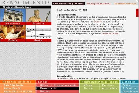 La Historia a través del Arte | Geografía e Historia | Scoop.it