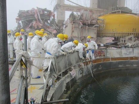 Expert: It's getting worse and worse at #Fukushima plant; Infrastructure deteriorating, corroding very fast | Messenger for mother Earth | Scoop.it