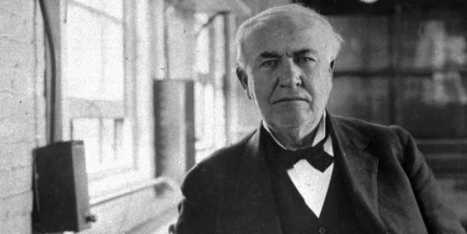 Thomas Edison's Reaction To His Factory Burning Down Shows Why He Was So Successful | Xposed | Scoop.it