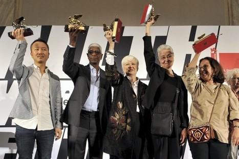 La Biennale de Venise ouvre au public en distribuant ses Lions d'Or | Arts visuels | art move | Scoop.it