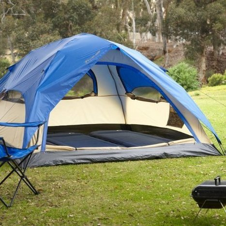 Lightspeed Outdoor Periapsis 4 Instant Tent Review | Best Pop Up Tents Guide | Scoop.it