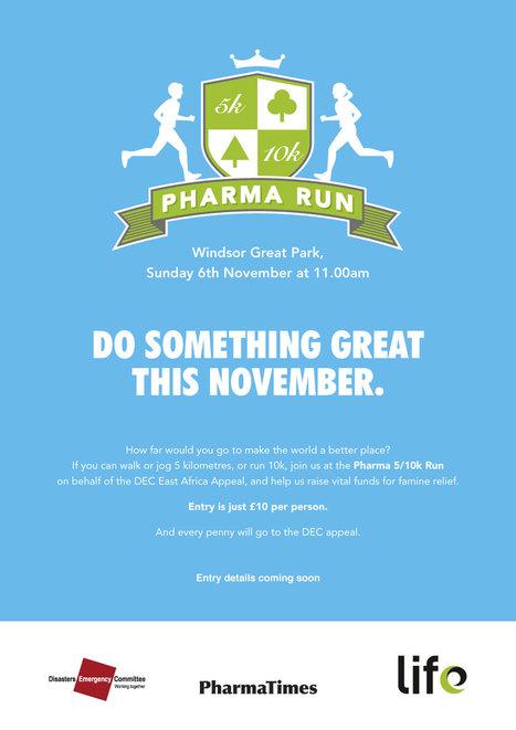 Pharma Run, 6th November, Windsor UK | Pharma | Scoop.it