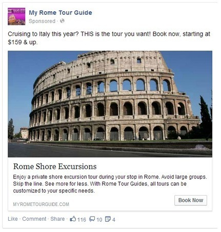 Facebook Ads: 5 Tips To Increase Your ROI | MarketingHits | Scoop.it