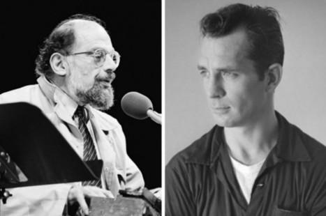 Les Inrocks - Jack Kerouac et Allen Ginsberg : correspondance entre deux apôtres de la déraison   La Beat Generation ou l'exploration de l'esprit.   Scoop.it