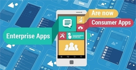 Enterprise apps are now consumer apps | Hi-Tech ITO(Offshore Software Development Company) | Scoop.it